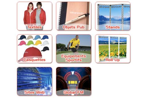 Starpub Corporate Marketing Materials