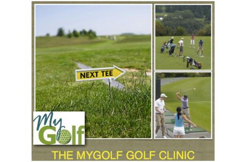 MyGolf Personalized Golf Clinics