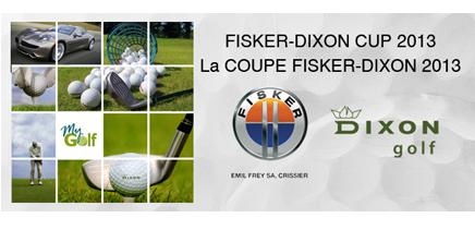 Fisker-Dixon Golf Cup 2013