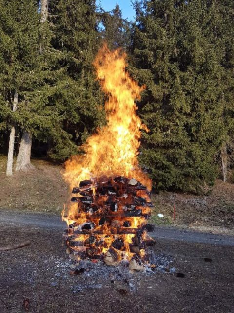 September 21st Firewalking Seminar – Understanding and Implementing Sustainable Change