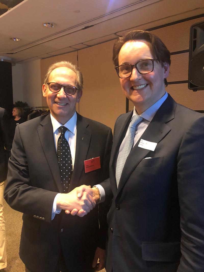 Mr. Lars Kalbreier, Chef Investment Officer of Banque Vontobel